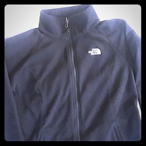 North Face zip-up fleece